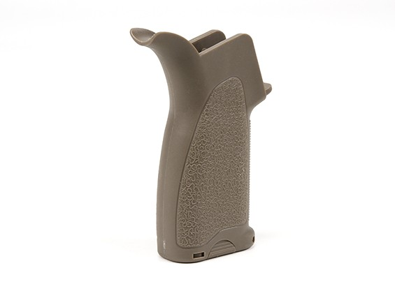 Dytac Bravo Style Motor Grip for M4/M16 AEG (Dark Earth)