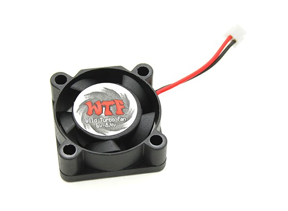 Wild Turbo Fan (WTF) 25mm Ultra High Speed - ESC Cooling Fan