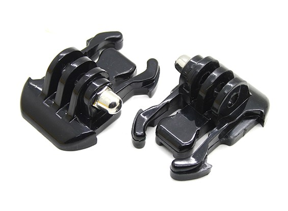 Quick Release (Buckle) Mount for Turnigy Action Cam/GoPro (2)