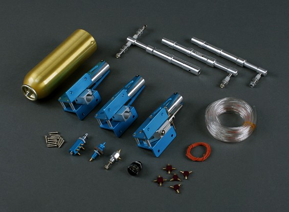 Air Operated Retract Kit 3-WayValve (model: 2205)