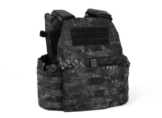 SWAT V6094 Vest with dummy plate (Kryptek Typhon)