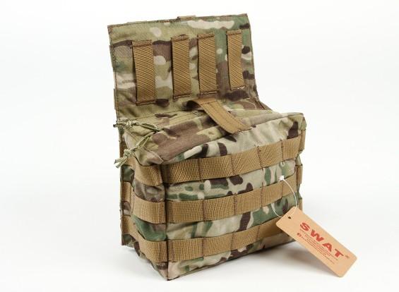 SWAT Molle Drop Mag Pouch (Multicam)