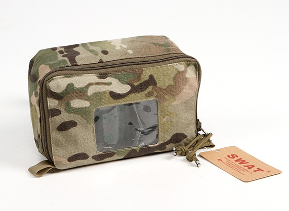 SWAT Molle Accessory Pouch (Multicam)