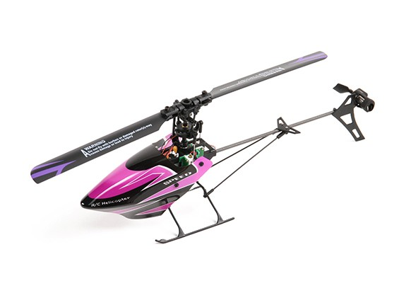 WL Toys V944 Sky Voyager CCPM 6 Channel Flybarless Helicopter Ready to Fly 2.4GHz
