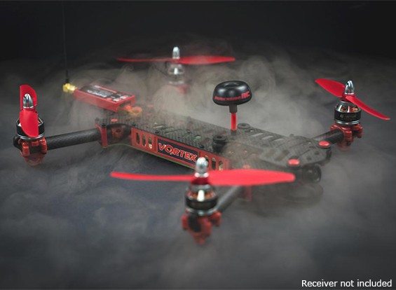 ImmersionRC Vortex 285 PNF FPV Racing Quad (Race Motor Ver)