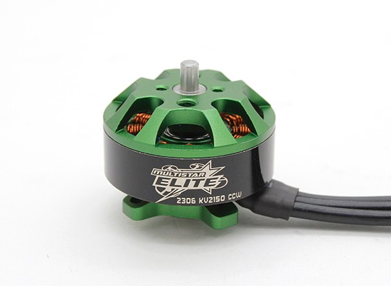 Multistar Elite 2306-2150KV 'MINI MONSTER' Quad Racing Motor (CCW)