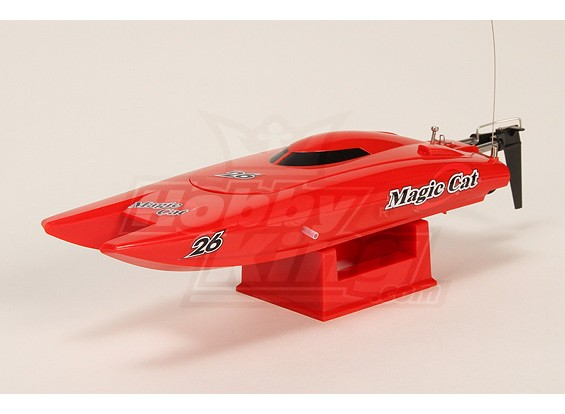 Magic Cat Mini Twin-Hull R/C Boat (265mm) RTR