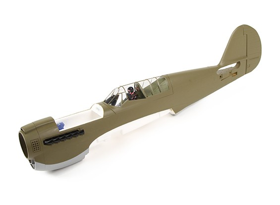 Durafly P-40N 1100mm - Replacement Fuselage