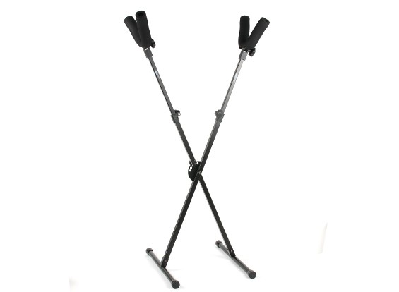 AeroStar Adjustable Model Aircraft/Boat Field Stand