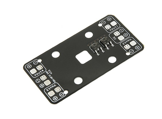 HobbyKing™ Color 250 Integrated PDB w/BEC
