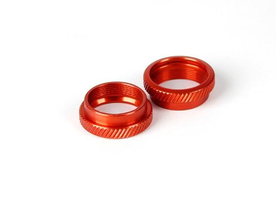 BSR Berserker 1/8 Electric Truggy - Shock Adjustment Ring (2pcs) 814171