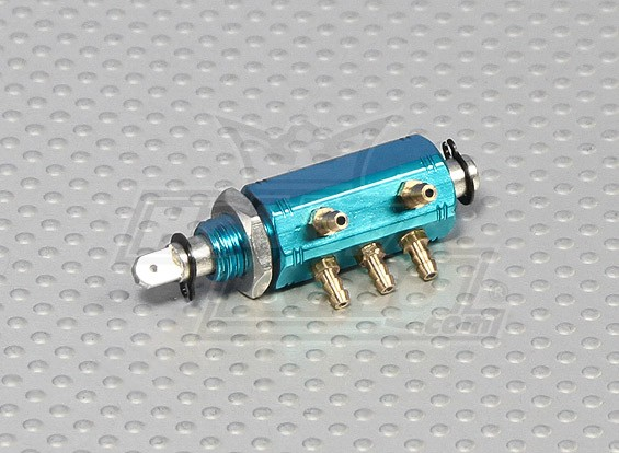 Servo Operated Air Retract Actuator (Air up/Down)