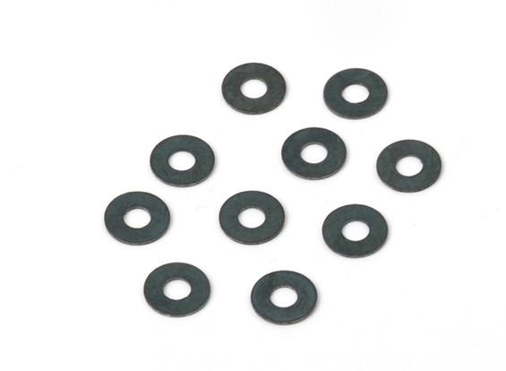 BSR Berserker 1/8 Electric Truggy - Shim 4x10x0.5mm (10pcs) 940415