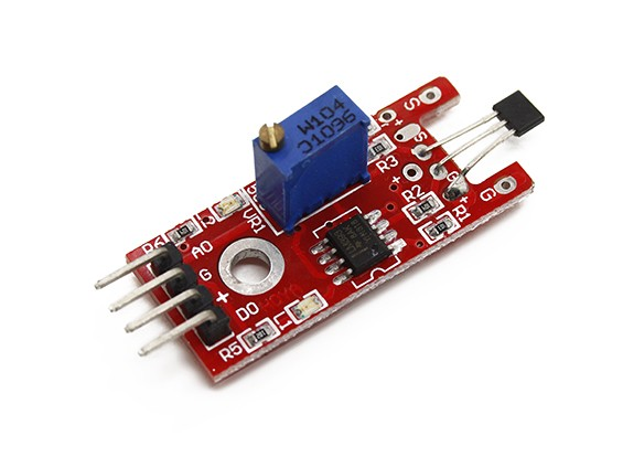 Keyes Linear Magnetic Holzer Sensor For Arduino