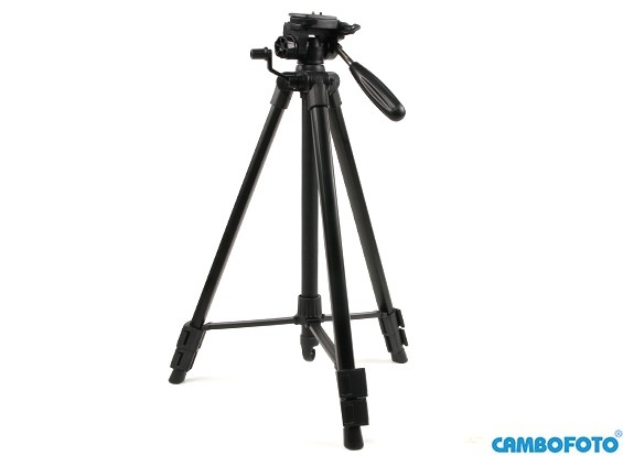 Cambofoto SAB233 Tri-pod for Cameras / FPV Monitors