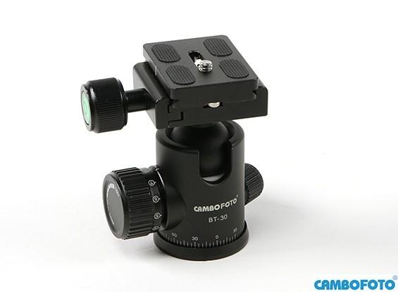 Cambofoto BT30 Ball Head System for Camera Tri-Pods