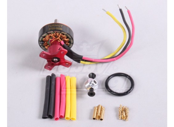 Turnigy 2730 Brushless Motor 3000kv