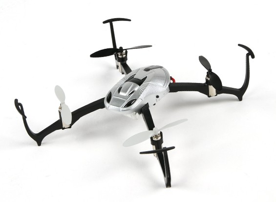 Raider Micro 3D Quadcopter RTF mode 2