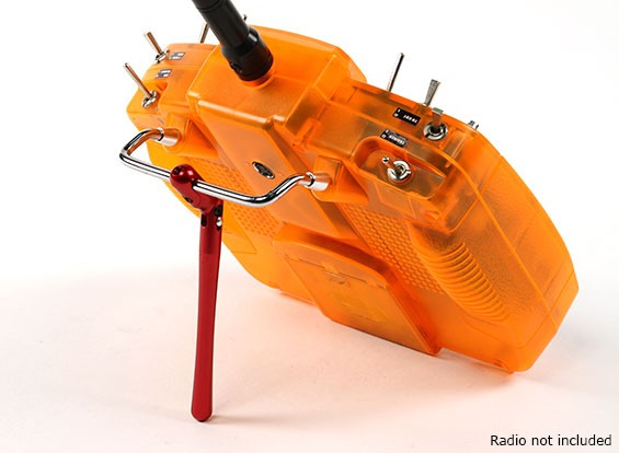 Radio Transmitter Stand  (Red)