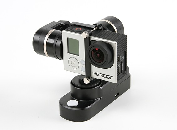 FeiYu Tech Go-Pro4 Hero3 3plus Wearable Camera Gimbal