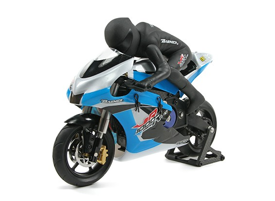 BSR Racing 1000R 1/10 On-Road Racing Motorcycle (ARR)