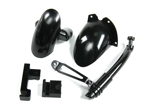 BSR 1000R Spare Part - Frame Plastic Parts 1