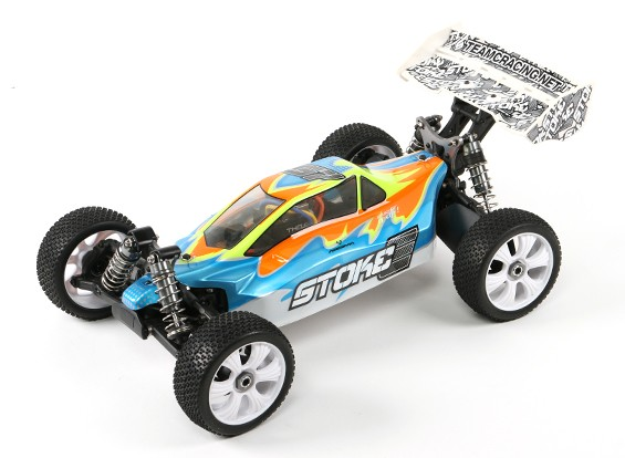 TR8E RTR Brushless Buggy