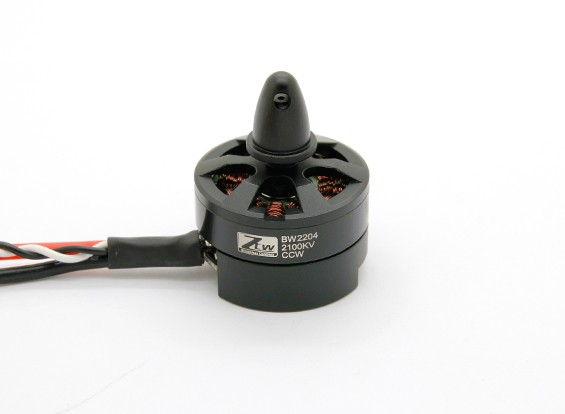 Black Widow 2204 2100KV With Built-In ESC CCW
