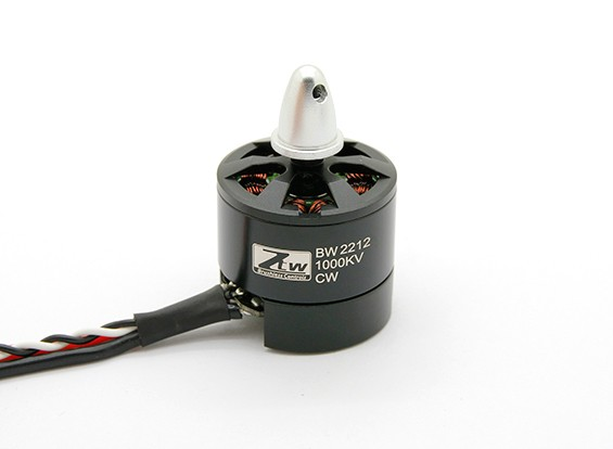 Black Widow  2212 1000KV With Built-In ESC CW