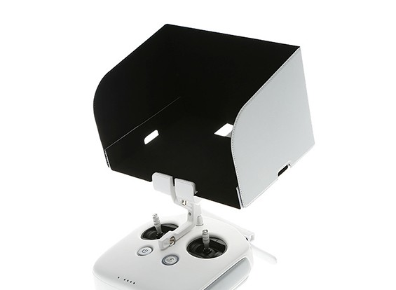 DJI Inspire 1 or Phantom 3 Tablet Monitor Hood  (Pro/Adv)