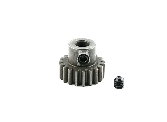 19T/5mm 32 Pitch Steel Pinion Gear