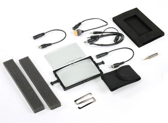 Quanum DIY FPV Goggle V2 Add On Kit