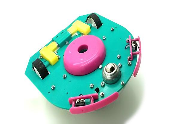 EK2200 Robot Vacuum Cleaner