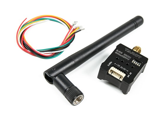 Tarot 300mW 5.8Ghz  FPV AV Transmitter