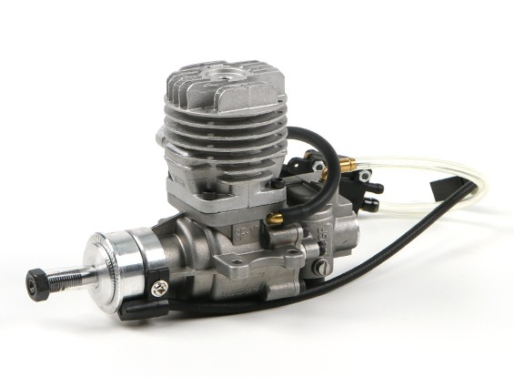 RCGF 10CC 2-Stroke Single Cylinder Gas Engine w/CD-Ignition 1.9HP@12000RPM