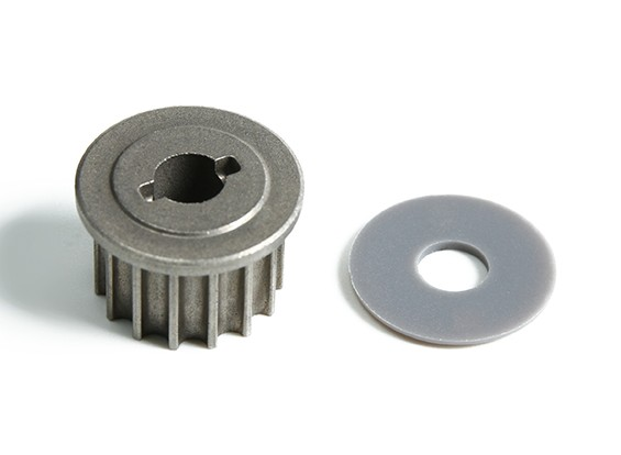 Upgrade Metal Main Drive Gear V2 - BSR Racing BZ-222 1/10 2WD Racing Buggy