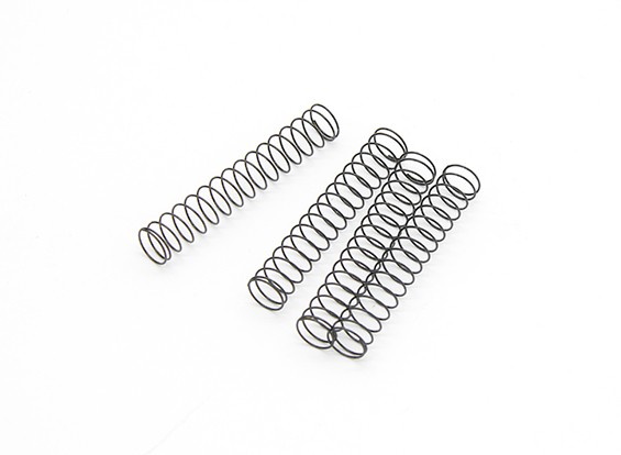 Shock Spring (4pcs) - Basher RockSta 1/24 4WS Mini Rock Crawler