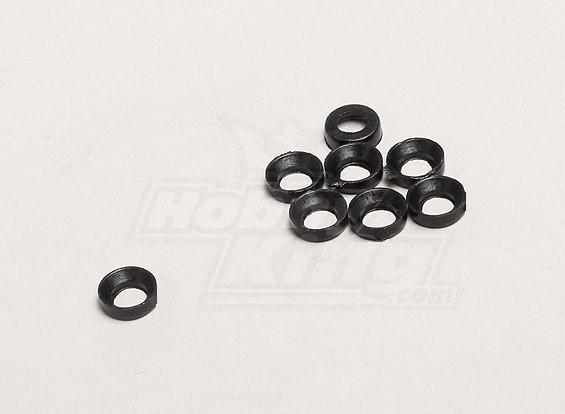 Ball Head Gland - Turnigy TR-V7 1/16 Brushless Drift Car w/Carbon Chassis(8pcs)