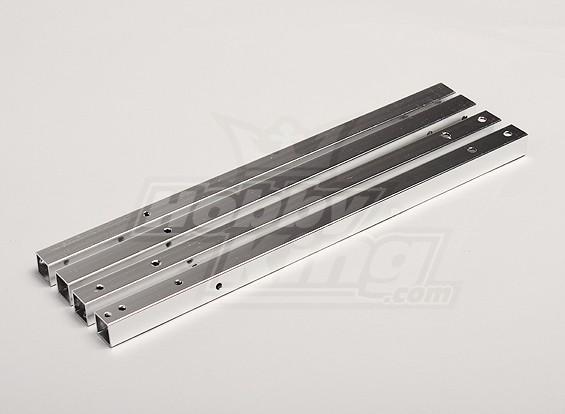 Hobbyking X525 V3 Aluminum Square Booms (4pcs/bag)