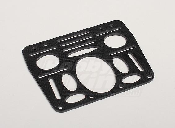 Hobbyking Y650 Scorpion Glass Fiber Receiver Plate