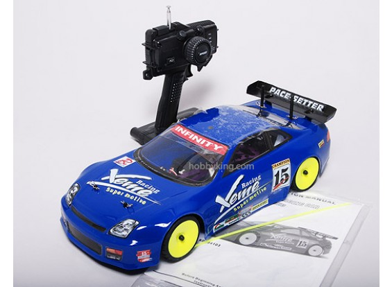 1/10 Scale 4WD Racing Car