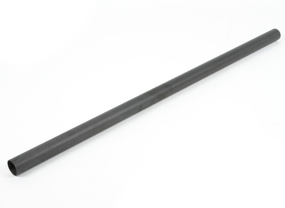 Carbon Fiber Round Tube 1000x40x37mm