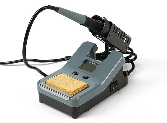 ZD-8906N LCD Display Advanced Soldering Station (EU Plug)