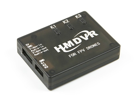 HM Digital Video Recorder For FPV Drones