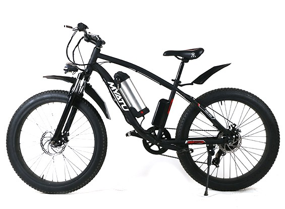 myatu x7 electric mountain bike 26 fat tires pas uk. Black Bedroom Furniture Sets. Home Design Ideas