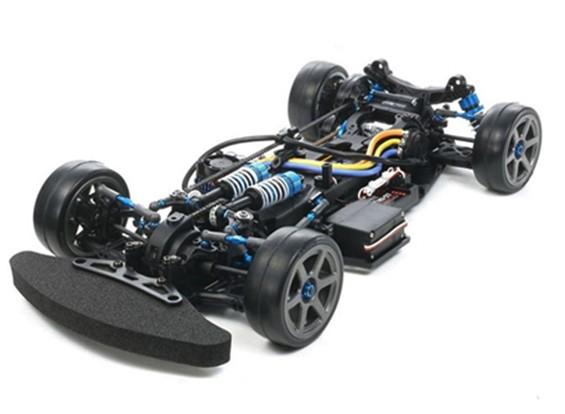 Tamiya 1/10 Scale TA-06 Pro Chassis Kit 58492