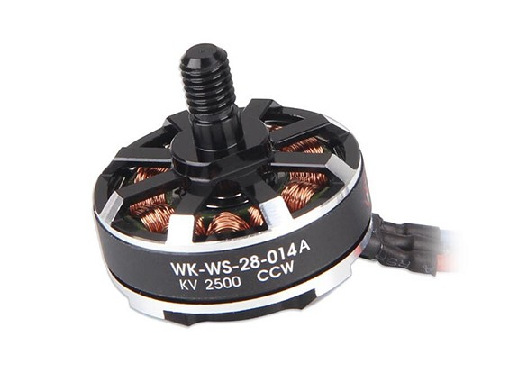 Walkera F210 Racing Quad – Brushless Motor (CCW) (WK-WS-28-014A)