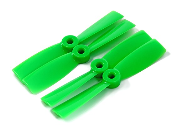 DYS T4045-G 4x4.5 CW/CCW (pair) - 2pairs/pack Green
