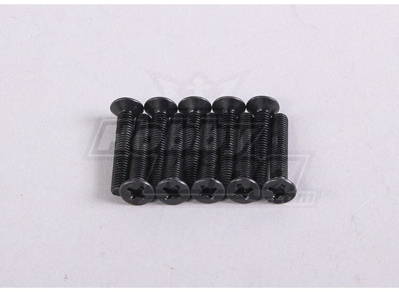 3*18 FH Screw (10pcs) - A2016T and A3015