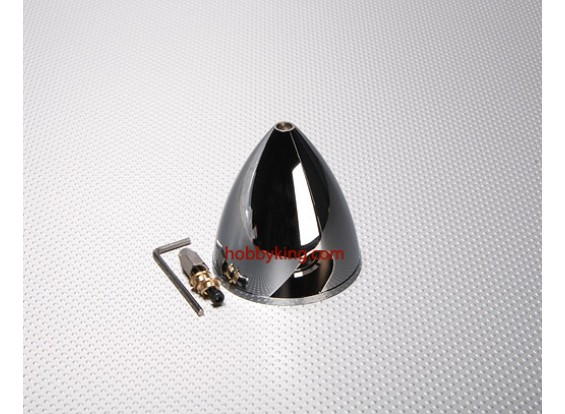 Aluminium Prop Spinner 76mm / 3.0inch diameter